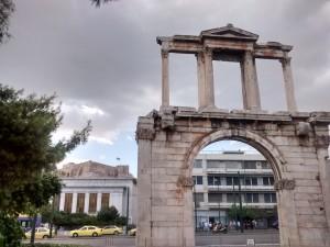 Atene nuvolosa