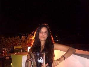Hotel Polis Atene (terrazza)