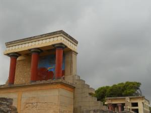Palazzo di Knosso (labirinto del minotauro)