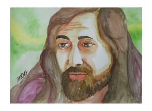 watercolor stallman
