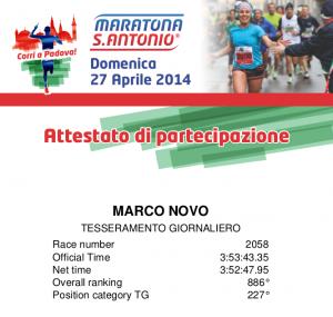 Maratona di Padova