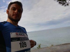 Maratona di Trieste prima della partenza
